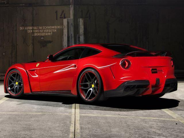 Novitec Rosso Ferrari F12 Berlinetta