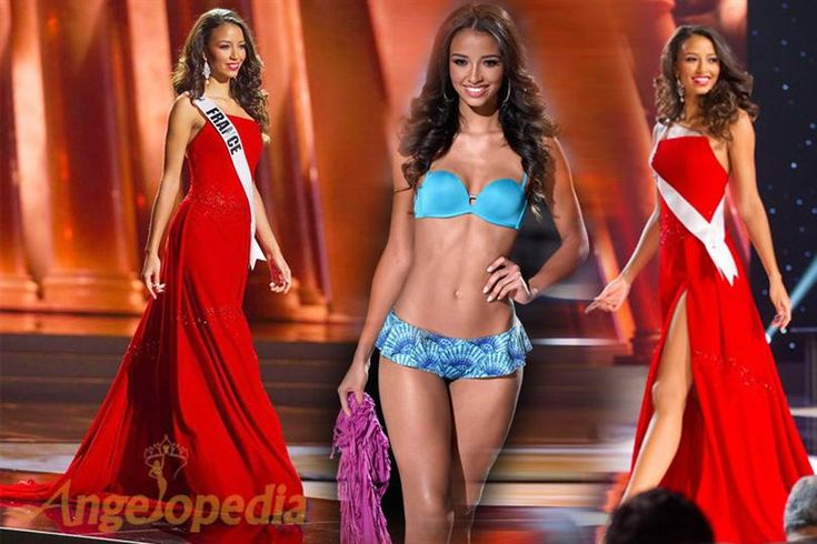 Was France Third Runner Up at Miss Universe 2015?