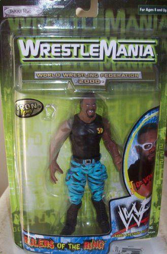 WrestleMania 2000 D-VON Action Figure