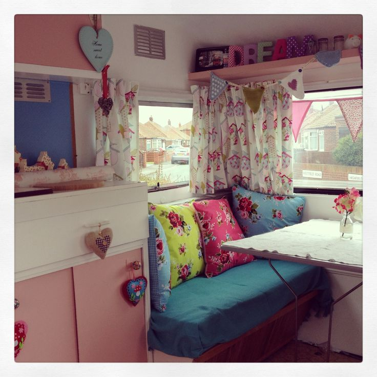 23 best diy caravan images on pinterest vintage for Funky home decor south africa