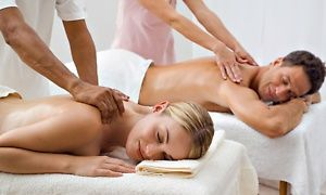 Groupon - Spa Packages or Ultimate Spa Package for One or Two at Allure De Vie Salon & Day Spa (Up to 69% Off)  in Norwood Park. Groupon deal price: $128