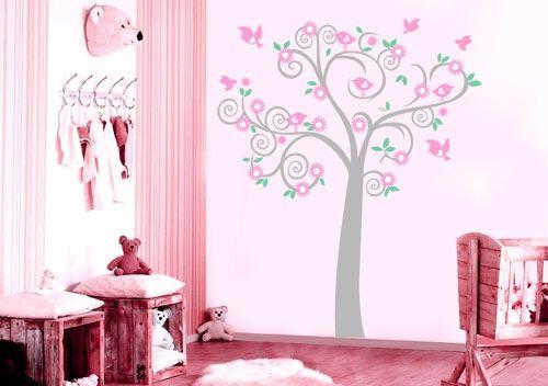Birdy tree