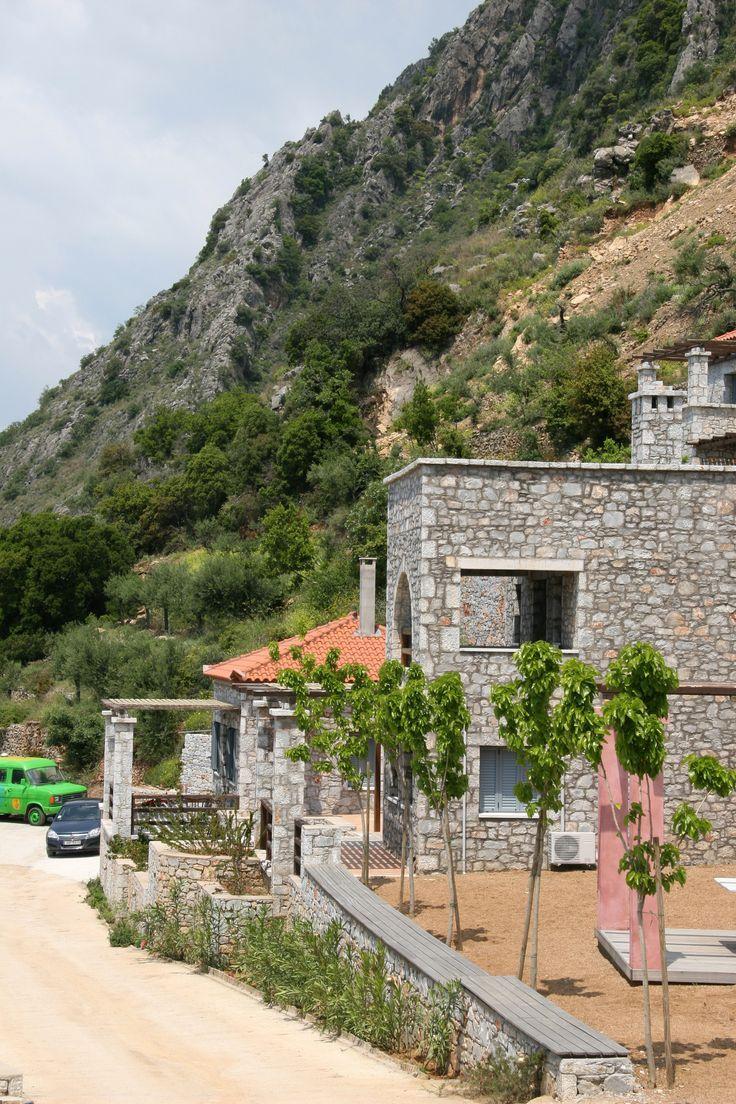 Ryalos Villas op Peloponnesos