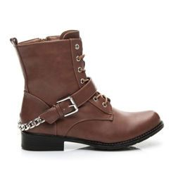 Rock workers, lace, decorative chain https://cosmopolitus.eu/product-eng-43434-Rock-workers-lace-decorative-chain.html #Workery #universal #shank #autumn #fashion #comfortable #flat #cheap #sales #ankle