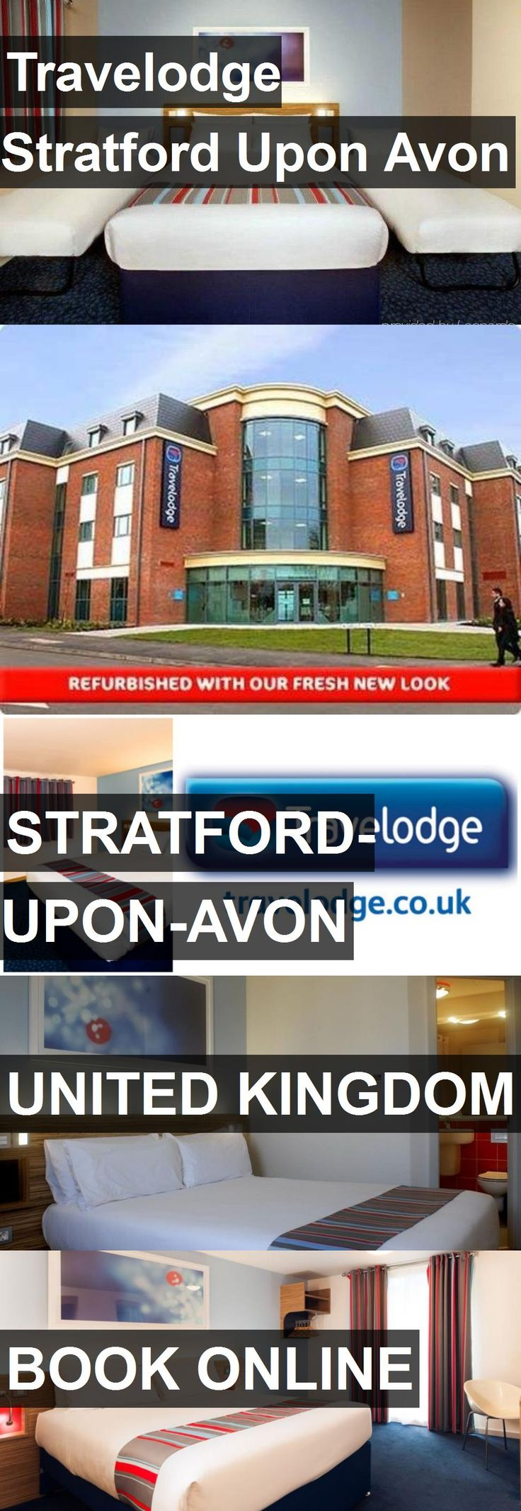 Hotel Travelodge Stratford Upon Avon in Stratford-Upon-Avon, United Kingdom. For more information, photos, reviews and best prices please follow the link. #UnitedKingdom #Stratford-Upon-Avon #TravelodgeStratfordUponAvon #hotel #travel #vacation
