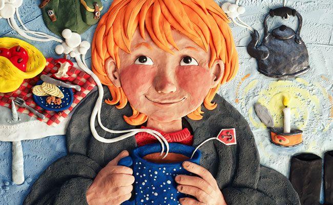 Elina Ellis Illustration: Barbara Reid