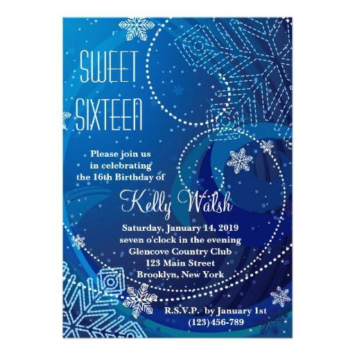 31 best Winter wonderland invitations images on Pinterest