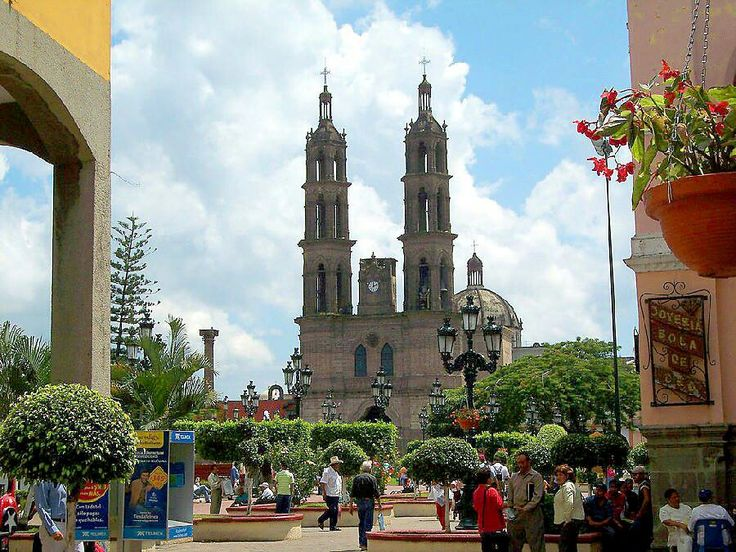 La Catedral  de Tepic Nayarit, Mexico.. Tepic Nayarit , Cathedral