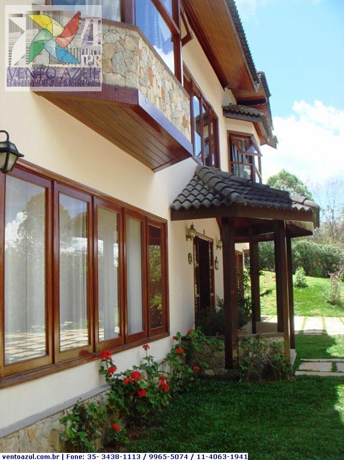 Casa Alto Padrão em Monte Verde Jardim Monte Verde  Contate-nos para informações adicionais