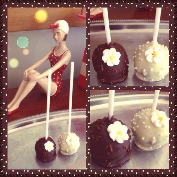 floral cakepop #golipops
