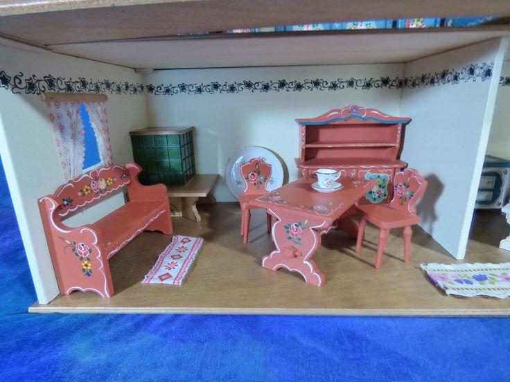 496 best dora kuhn-german bavarian dollhouse furniture images on