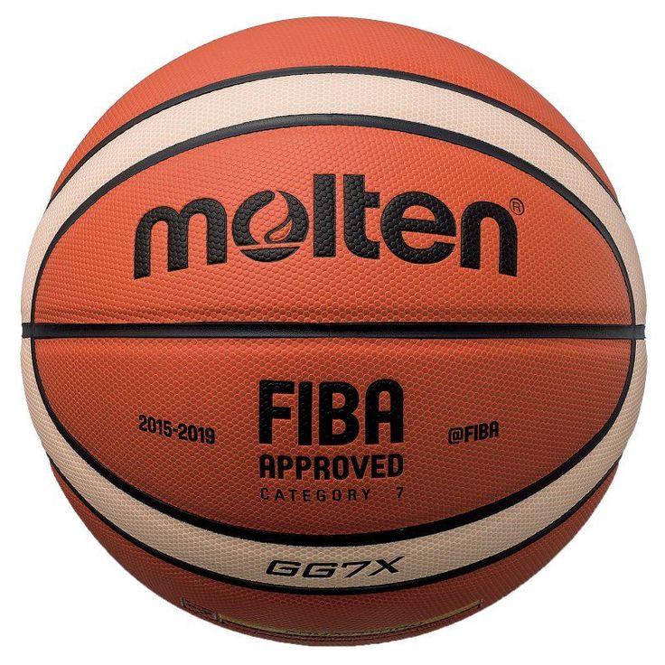 Molten X-Series Indoor Basketball - BGG7X