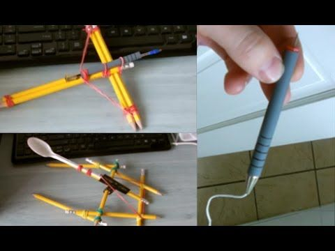3 DIY Weapons For Office Warfare! Feel bored in the office? Try this out!