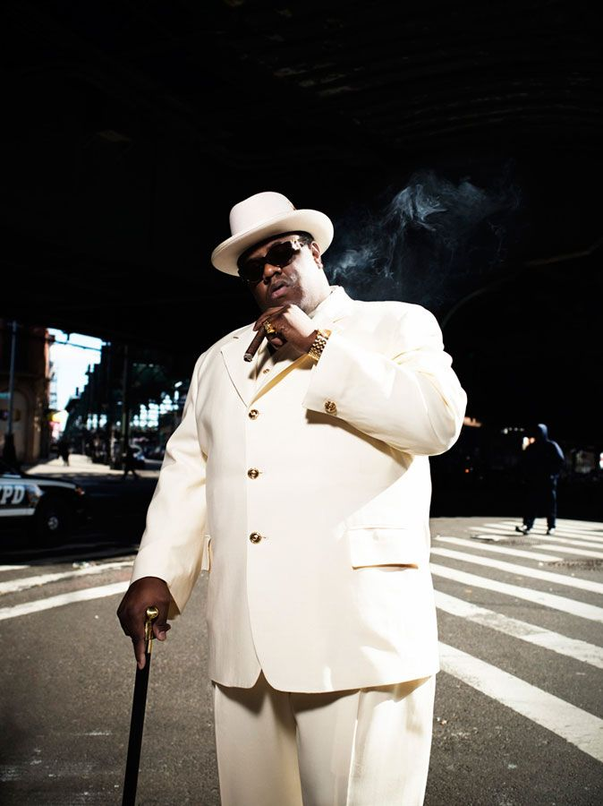 James Woodard as Biggie Smalls