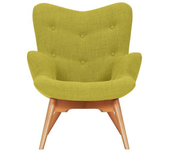 £199 argos Buy Hygena Angel Fabric Chair - Lime/Yellow at Argos.co.uk - Your Online Shop for Armchairs and chairs, Living room furniture, Home and garden.
