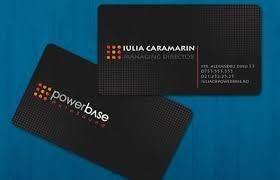 tarjetas presentacion diseñador