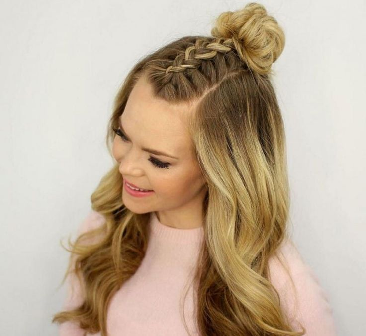 9 Overnight Hair Hacks for Your Lazy Easter Sunday | Brit   Co #haarfarben2019 #haaropsteken #frisuren #haarideen -
