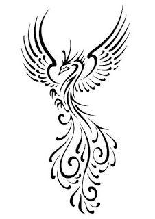 Like Tattoo: Phoenix tattoos for women