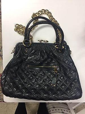 Marc-Jacobs-Quilted-Stam-Handbag-with-Gold-Chain-Blue-Color-Shopbop-Intermix