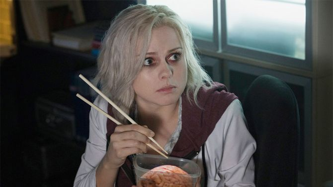 Awesome news - iZombie has been renewed for a 2nd season!