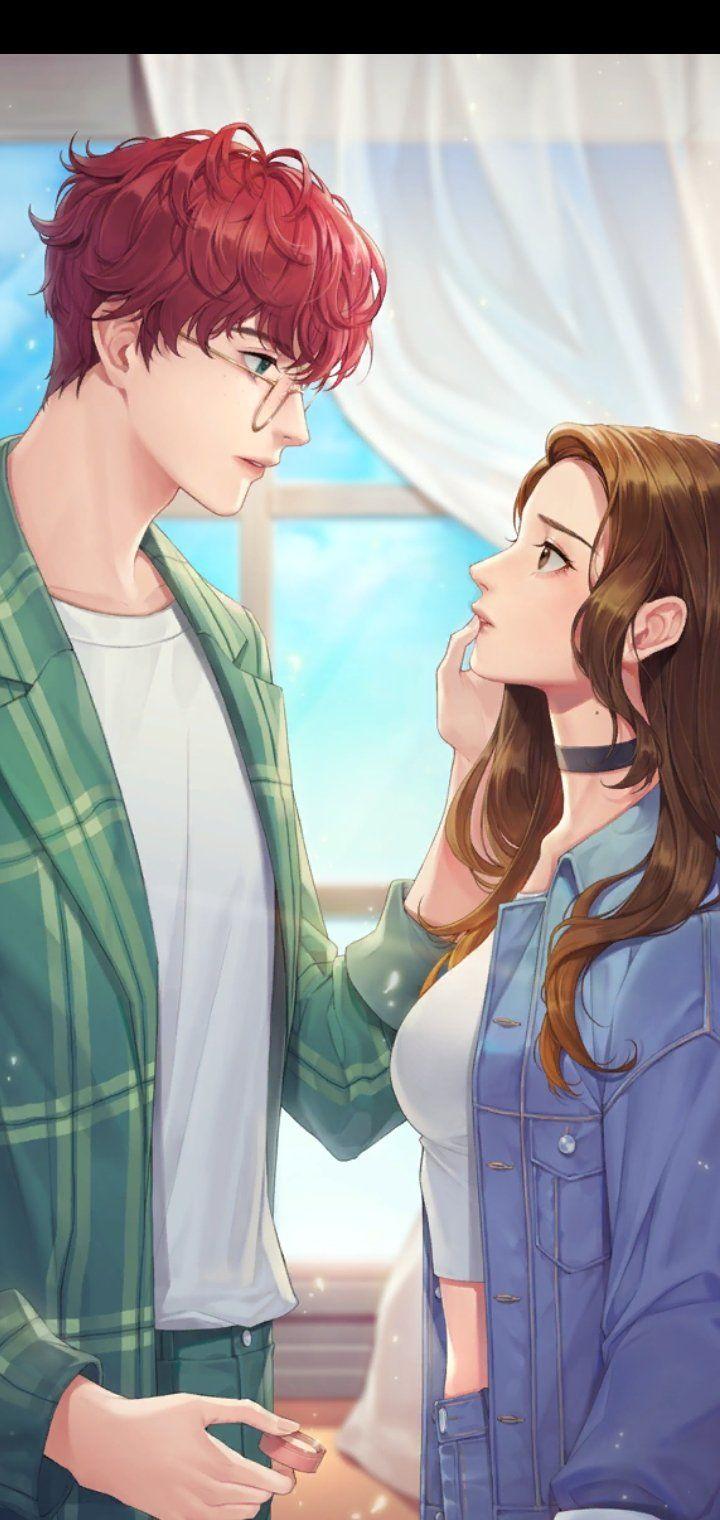 Reyn S Aus Away On Twitter Animasi Pasangan Animasi Gambar Karakter Cute romantic anime wallpaper