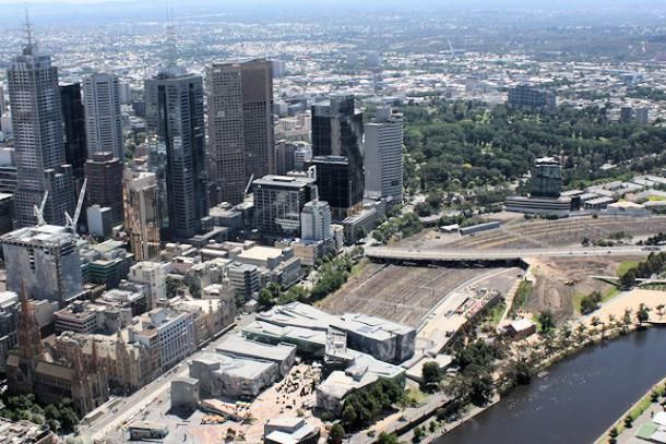 federation square east site analysis - Google Search