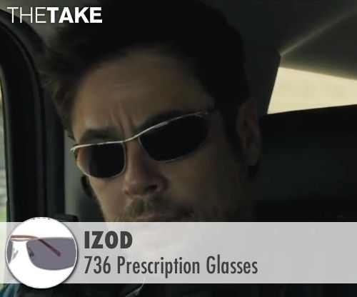 7e814864ef0 IZOD 736 Prescription Glasses as seen on Alejandro in Sicario ...