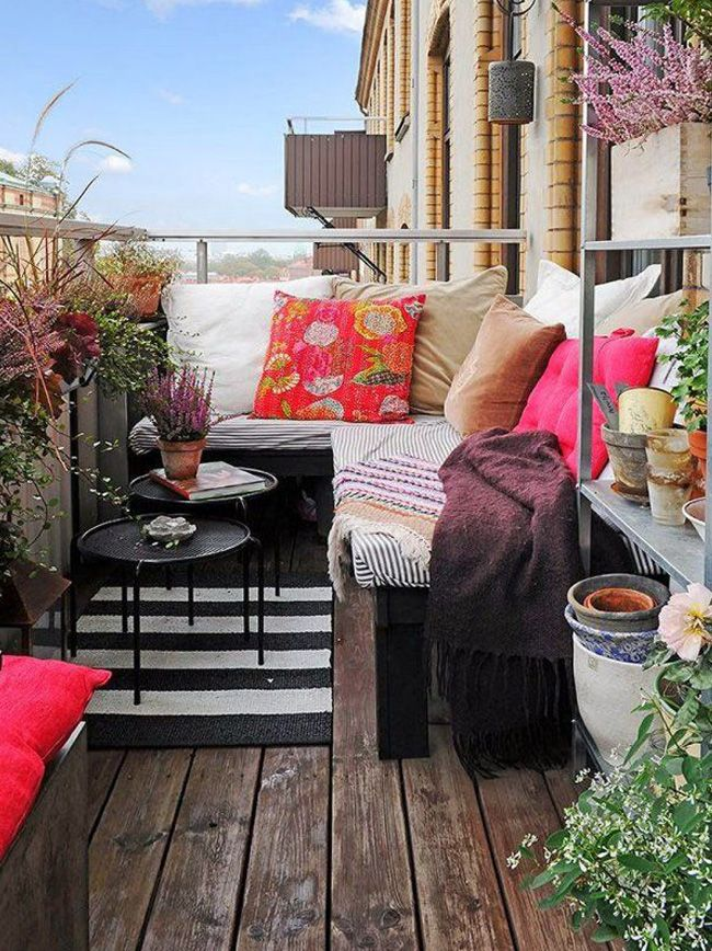 34 best images about sols ext rieurs on pinterest coins style and rooftops - Deco exterieur terrasse ...