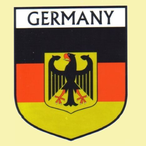 For Everything Genealogy - Germany 1 Flag Country Flag Germany 1 Decals Stickers Set of 3, $15.00 (http://www.foreverythinggenealogy.com.au/germany-1-flag-country-flag-germany-1-decals-stickers-set-of-3/)