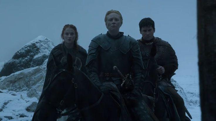 A HBO divulgou uma nova leva de fotos do segundo e próximo episódio da 6ª temporada de Game of Thrones, onde vamos rever personagens sumidos...