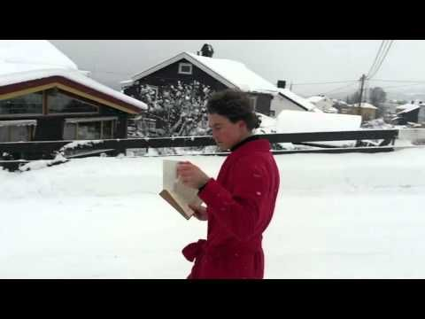 How to drink your morning coffee in Norway by Trym Nordgaard - YouTube