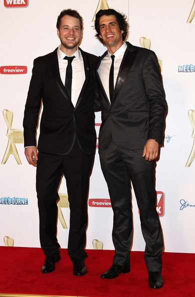 <3 Hamish and Andy - 2011 Logie Awards