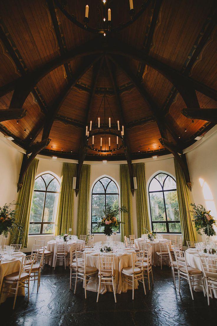 wedding reception locations nyc%0A Wave Hill Wedding Reception  Photo by  chellise