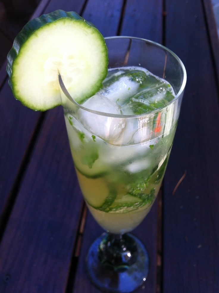 basil cucumber mint minted cucumber cooler pin lime amp mint lime amp ...