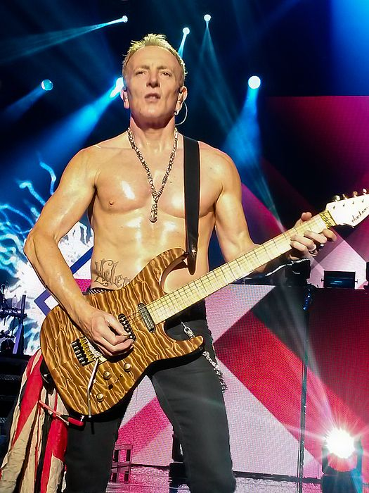 #Def Leppard - Phil Collen of Def Leppard