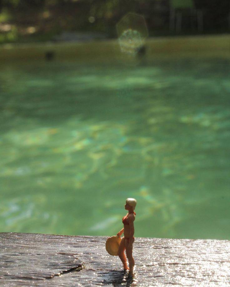 Alguien más con ganas locas de lanzarse de cabeza al agua?   . . . . . . . . . . #enelbosque #pequeñoshabitantes #pequeñosmundos #nature #naturelovers #naturaleza #natura #natureshots #naturephotography #hallazgosemanal #instagood #inspiration #pool #piscina #miniature #miniaturas #minimalpeople #paradise #summer #verano #swimpool #relax #granada #spring