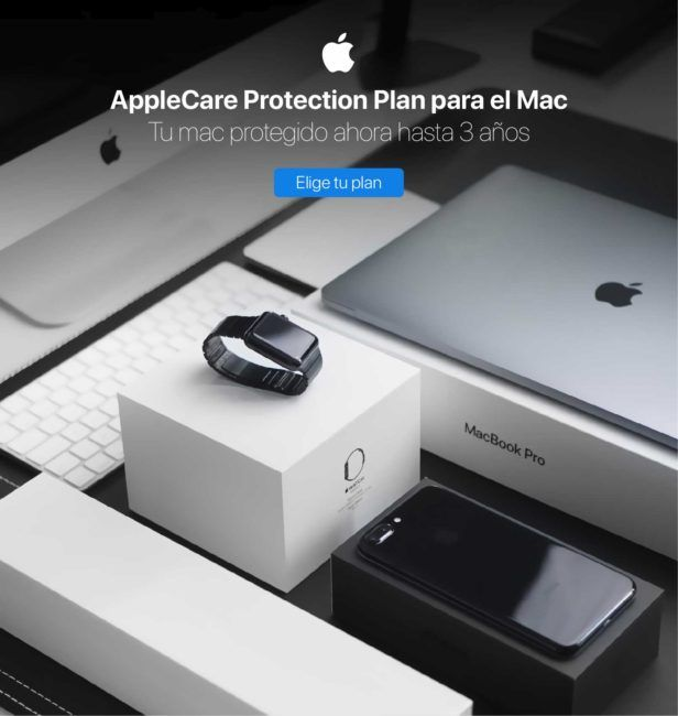 AppleCare Protection Plan para el Mac