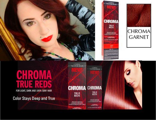 Red Hair Maroon Hair Burgundy Hair I Tried New L Oreal