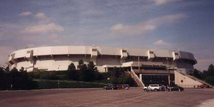 McNichols Sports Arena 1973-2000  Depeche Mode played 3 concerts there: Best Of OMD tour - DM w OMD (May 1988) the Singles Tour (Nov. 29, 1998) and the Devotional Tour (Nov. 2, 1993).   And many other artists