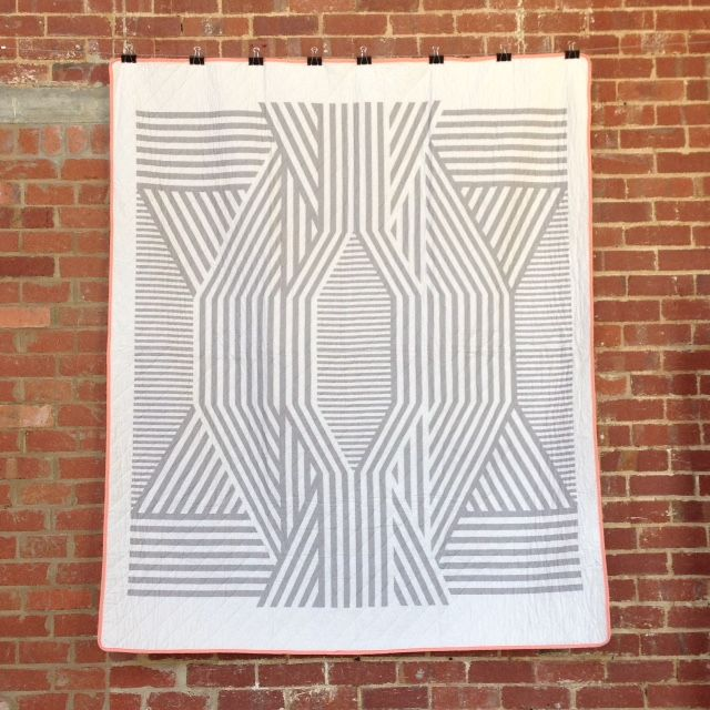 ADA QUILT BY MEGAN CALLAHAN FOR MATTER - MADE - AVAILABLE IN STORE