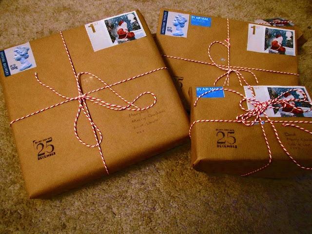 Laurenella Christmas Gift Wrapping Christmas The