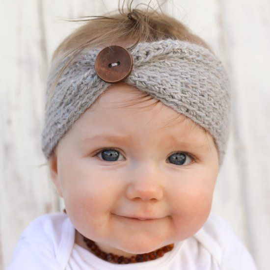 Free Crochet Headband Pattern                                                                                                                                                                                 More