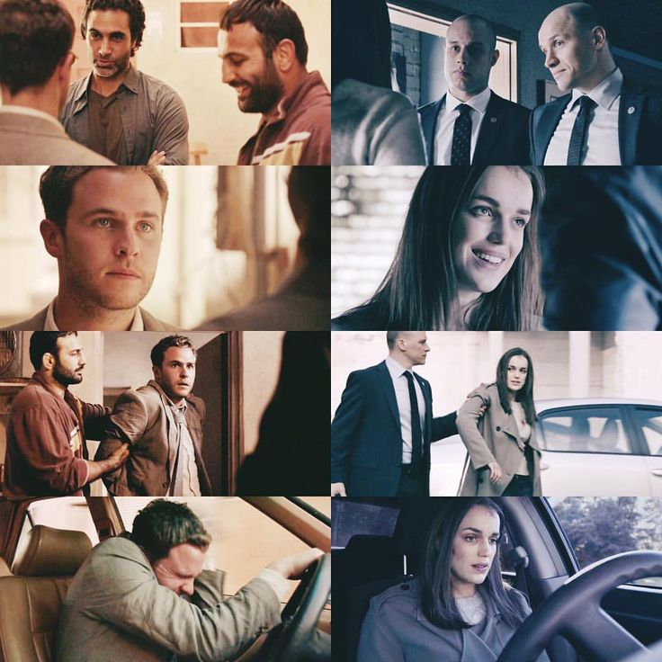 Fitzsimmons going to the end of the Earth (and beyond) to save each other. #AOSParallels