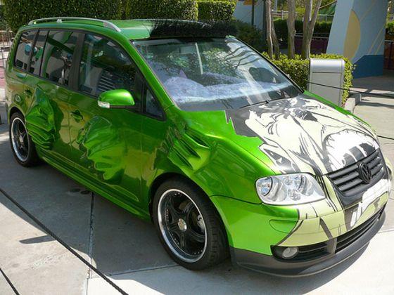 VW Touran - Fast&Furious