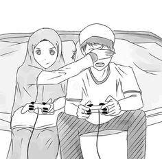 24 Gambar Kartun Islami Romantis Suami Istri 109 Best Islamic Love Quotes Images Islamic Love Quotes Download Gambar Kart Sketsa Ilustrasi Karakter Kartun