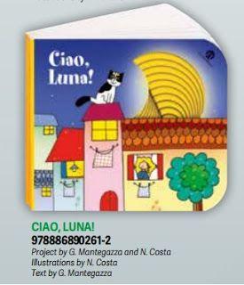 Il Colore dei Libri: Books&Babies [Recensione] : Ciao Luna    -  Sono t...