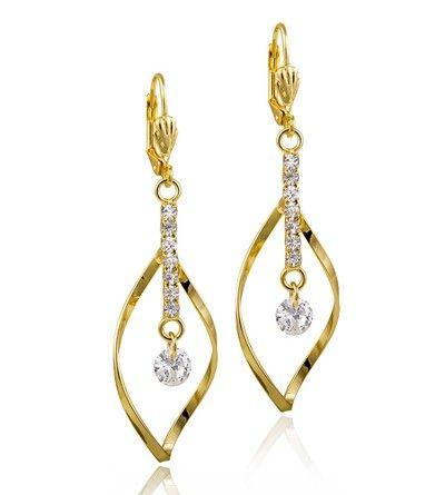 Przepiękne kolczyki z kryształkami: http://sklepmarcodiamanti.pl/produkt/kolczyki-zlote-model-mdltd-ge0012/