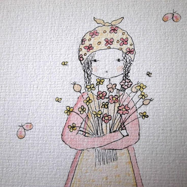 Flower gardener - Lili Popo