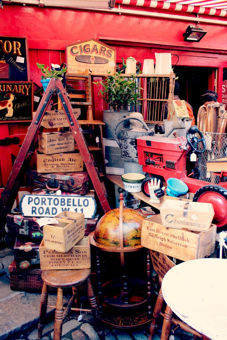 Portobello Road Market / London Market