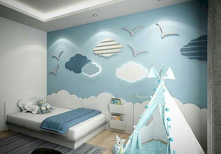 Kinderzimmer Dekorieren von Ideen Toys, Kids & Baby #dekorieren #Ideen #Kinderzimmer #von